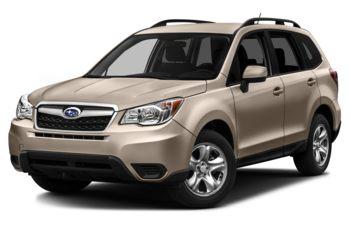 2016 Subaru Forester - Burnished Bronze Metallic