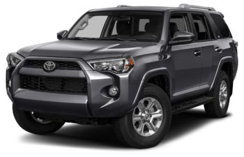 2017 Toyota 4Runner - Magnetic Grey Metallic