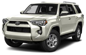 2017 Toyota 4Runner - Blizzard Pearl