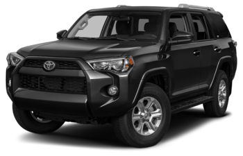2017 Toyota 4Runner - Midnight Black Metallic