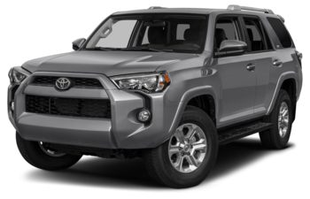 2017 Toyota 4Runner - Cement Grey Metallic