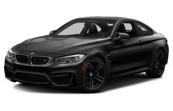2017 BMW M4 - Black Sapphire Metallic