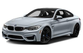 2017 BMW M4 - Silverstone Metallic