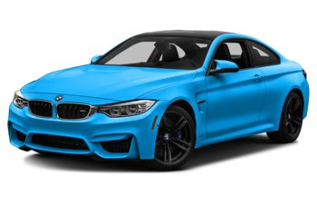 2017 BMW M4 - Laguna Seca Blue
