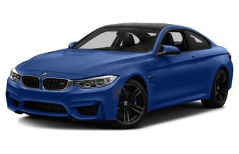 2017 BMW M4 - San Marino Blue