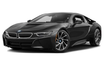2017 BMW i8 - Sophisto Grey Metallic w/Frozen Grey Accent
