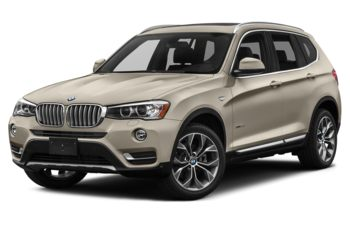2017 BMW X3 - Mineral Silver Metallic