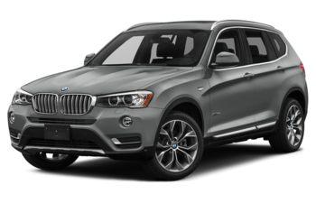 2017 BMW X3 - Space Grey Metallic