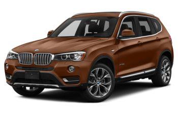 2017 BMW X3 - Chestnut Bronze Metallic