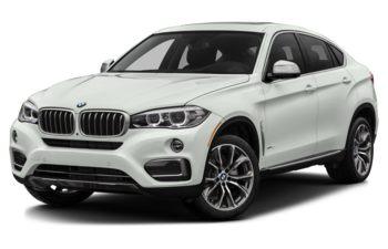 2017 BMW X6 - Alpine White