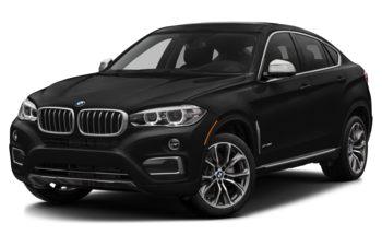 2017 BMW X6 - Jet Black