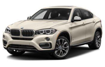 2017 BMW X6 - Mineral Silver Metallic