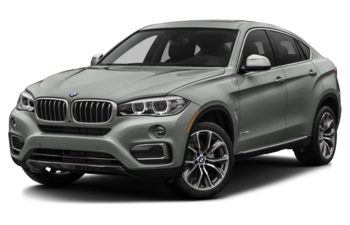 2017 BMW X6 - Space Grey Metallic
