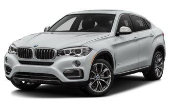 2017 BMW X6 - Glacier Silver Metallic