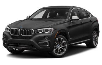 2017 BMW X6 - Dark Graphite Metallic