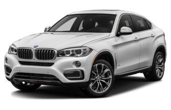 2017 BMW X6 - Mineral White Metallic