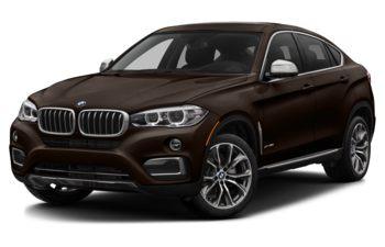 2017 BMW X6 - Sparkling Storm Metallic