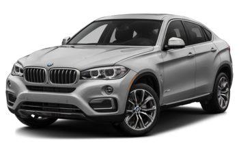 2017 BMW X6 - Pearl Silver Metallic