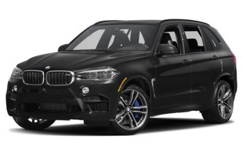 2017 BMW X5 M - Black Sapphire Metallic