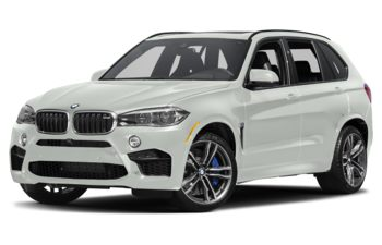 2017 BMW X5 M - Alpine White