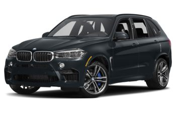 2017 BMW X5 M - Carbon Black Metallic