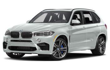 2017 BMW X5 M - Silverstone Metallic