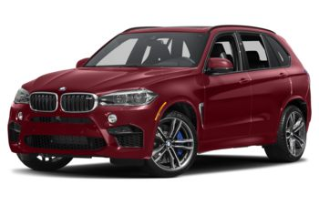 2017 BMW X5 M - Melbourne Red Metallic