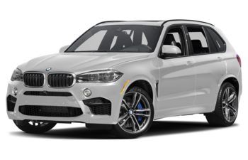 2017 BMW X5 M - Mineral White Metallic