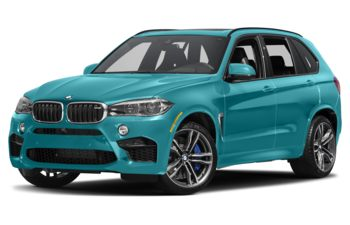 2017 BMW X5 M - Long Beach Blue Metallic