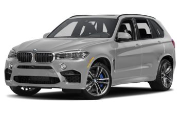 2017 BMW X5 M - Donington Grey Metallic