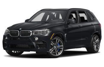2017 BMW X5 M - Azurite Black Metallic