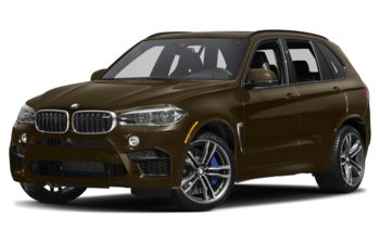 2017 BMW X5 M - Pyrite Brown Metallic