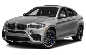 2017 BMW X6 M - Donington Grey Metallic