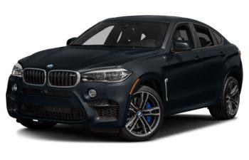 2017 BMW X6 M - Carbon Black Metallic