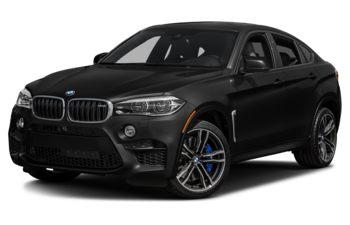 2017 BMW X6 M - Black Sapphire Metallic