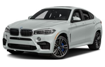 2017 BMW X6 M - Silverstone Metallic