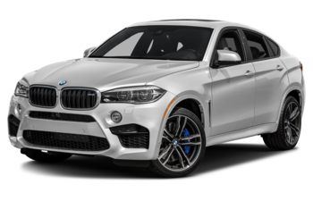 2017 BMW X6 M - Mineral White Metallic
