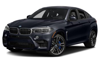 2017 BMW X6 M - Azurite Black Metallic