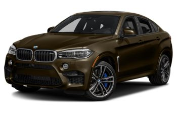 2017 BMW X6 M - Pyrite Brown Metallic