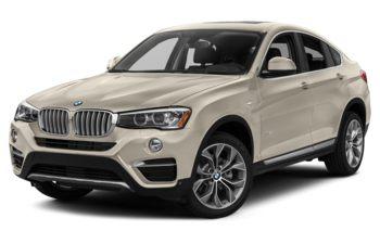 2017 BMW X4 - Mineral Silver Metallic