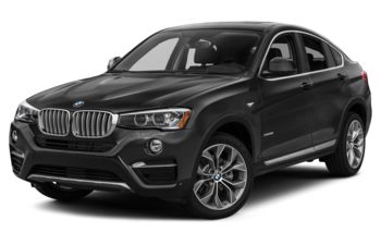 2017 BMW X4 - Dark Graphite Metallic