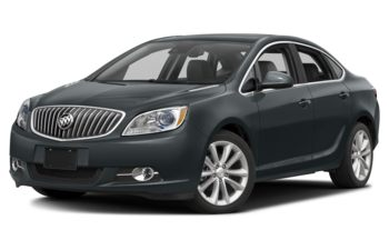 2017 Buick Verano - Graphite Grey Metallic