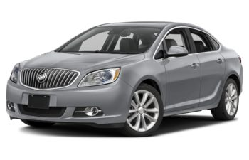2017 Buick Verano - Quicksilver Metallic
