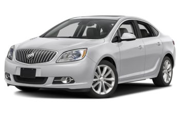 2017 Buick Verano - Summit White