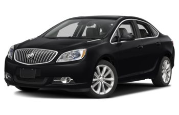 2017 Buick Verano - Ebony Twilight Metallic