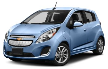 2016 Chevrolet Spark EV - Electric Blue Metallic