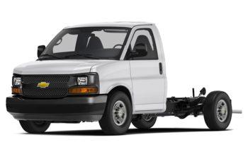 2017 Chevrolet Express Cutaway - Summit White