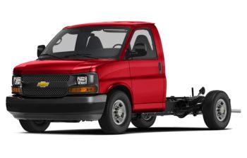 2017 Chevrolet Express Cutaway - Red Hot