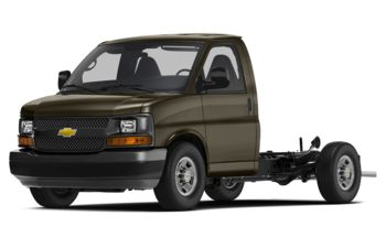 2017 Chevrolet Express Cutaway - Brownstone Metallic