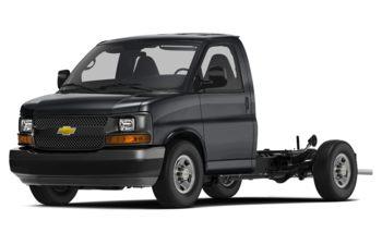 2017 Chevrolet Express Cutaway - Graphite Metallic